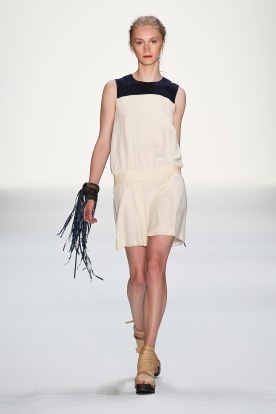 Anne Gorke Show - Mercedes-Benz Fashion Week Spring/Summer 2014