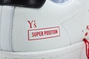 Y's by Yohji Yamamoto x adidas Originals FW 13
