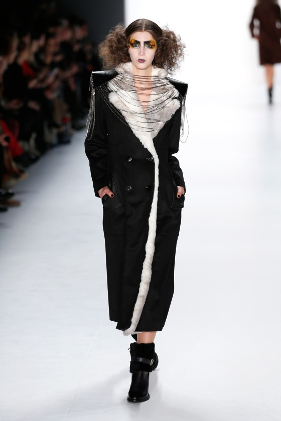 Rebekka Ruetz Show - Mercedes-Benz Fashion Week Berlin Autumn/Winter 2015/16
